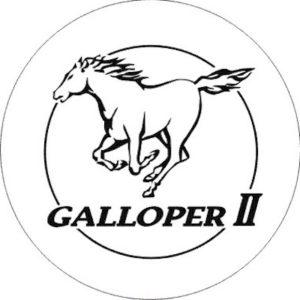 kapotte galloper verkopen